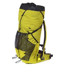 The Prophet 48L | 2900 CI pack is sized for modern ultralight and super ultralight backpacking. It is also an exceptional alpine attack style climbing pack.