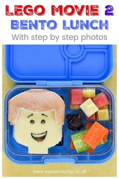 to make a fun Lego Themed Bento Lunch for Kids - full tutorial with step by . , How to make a fun Lego Themed Bento Lunch for Kids - full tutorial with step by . , How to make a fun Lego Themed Bento Lunch for Kids - full tutorial with step by . Bento Box Lunch For Kids, School Lunch Box, Lunch Ideas, School Lunches, Food Art For Kids, Cooking With Kids, Lunch Box Recipes, Bento Recipes, Toddler Lunches
