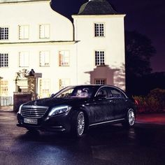 The best car in the world. #mercedes #benz #s550
