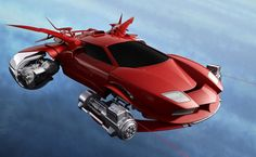 The flying car excists !