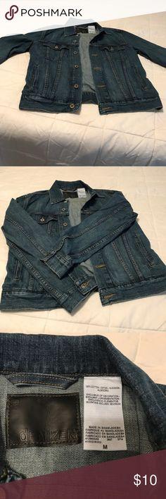 Jean jacket Denizen jean jacket ( good color denim) denizen Jackets & Coats Jean Jackets