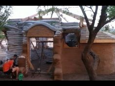Earthbag/SuperAdobe House Construction                  mylittlehomestead·104 videos