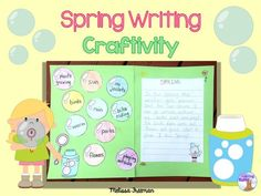 FREE writing activity for spring!  Makes a great bulletin board display!  @primaXOXO @cesarXOXOXO @seanXOXOXOXO @emmaruthXOXO @krisOXOXOXO @michaelOXOXO @jonXOXOXO