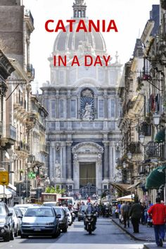 Catania, Sicily - what to see in Sicily's port city if you only have one day