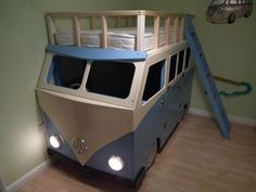 Vw bed
