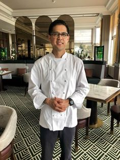 Japanese Peruvian Fusion Cuisine at The Montreux Palace Executive Chef, Wine Recipes, Switzerland, Palace, Chef Jackets, Restaurants, Japanese, Travel, Food
