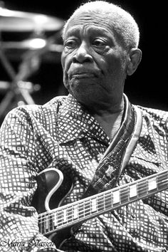BB King- I was very disappointed. Should have seen him way sooner! The band was the show. BB hardly played at all. It was sad.