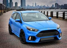 New 2016 Ford Focus RS in USA