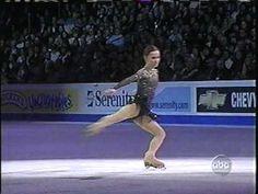 Sasha Cohen 2003 Worlds ex