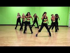 Zumba Dance Workout For Advanced