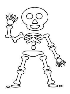 Skeleton colouring pages to print for the kids to enjoy - perfect for Halloween! Pirate Coloring Pages, Unicorn Coloring Pages, Halloween Coloring Pages, Mandala Coloring Pages, Animal Coloring Pages, Coloring Pages To Print, Colouring Pages, Coloring Books, Dragon Coloring Page