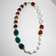 anthro-inspired necklace #anthro #knockoff #necklace