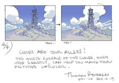Enjoy a series of Drawing Tips by Thomas Romain on backgrounds, buildings, interiors & more. Thomas Romain is a French animator who is responsible for Drawing Tips, Drawing Reference, Drawing Lessons, Drawing Ideas, Thomas Romain, Bodies, Concept Art Tutorial, Background Drawing, Animation Background