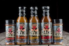 The Shed BBQ Store - Marinade and Rub Bundle, $30.00 (http://store.theshedbbq.com/marinade-and-rub-bundle/)