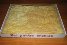 Reteta Desert prajitura cremes ca la Cluj Macaroni And Cheese, Ethnic Recipes, Mac And Cheese