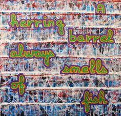PA 33_ La caque sent toujours le hareng  -  Karim Merzougui (artiste peintre) – Google+