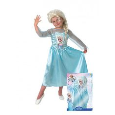 8 mejores imágenes de Disfraz Elsa Frozen  f97a8f5a8fca