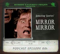 Welcome back friends to the Saturday Frights Podcast! Each podcast my co-host, the Projectionist and I will discuss a particular horror movie or horror themed TV episode from the Retroist Vault. Th...