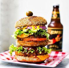Vegan-WOW burger