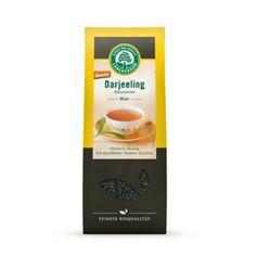 TE Negro Darjeeling Hoja demeter 100 gr