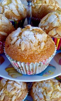 Muffin Recipes, Baking Recipes, Mini Cakes, Cupcake Cakes, Muffins, Mexican Bread, Cap Cake, Food Gallery, Just Bake