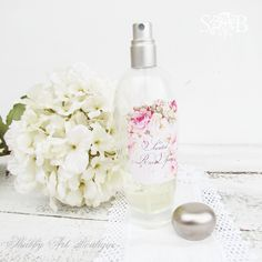 Natural air freshener :: Make your own scented room spray using just 3 ingredients.  1 c. distilled water, 2 Tbs. vodka. 15 - 20 drops essential oil in spray bottle