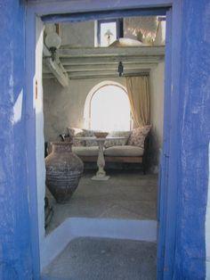 greek home 003  blue living