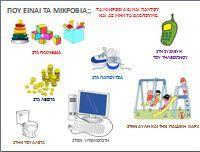 Εποπτικό υλικό σχετικά με τα μικρόβια για το νηπιαγωγείο Tooth Fairy, Body Care, Health, Kids, Places, Young Children, Boys, Health Care, Children