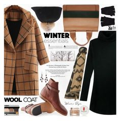 """""""What Are Your Winter Essentials?"""" by katjuncica ❤ liked on Polyvore featuring The Elder Statesman, Bobbi Brown Cosmetics, MANGO, Marni, Elizabeth Arden, PTM Images, NOVICA and winteressentials"""