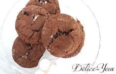 Cookies chocolatés aux Chamallows