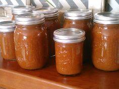 Root Newtrition: Fresh Organic Peach BBQ Sauce