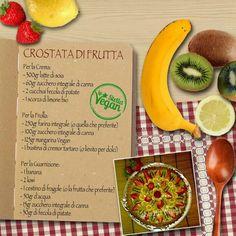 Crostata di frutta integrale