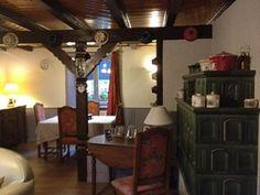 Salon de la Propriété avec Chambres d'hôtes et gîte à vendre en vallée de Munster en Haut-Rhin