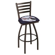[[start tab]] Description The Arizona Coyotes Ladder-Back Bar Stool with team logo is made for the ultimate sports fan. Impress your friends with this knockout bar stool from Sports Fans Plus. Coastal Furniture, Bar Furniture, Shabby Chic Furniture, Cool Bar Stools, Swivel Bar Stools, Counter Stools, Bar Counter, Coca Cola, Louisiana Tech