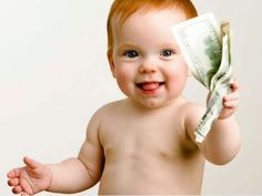 Put Money in the Baby's Hand in Order to Bring Prosperity to the Newborn (Trinidad and Tobago) The Babys, Baby Cost, Kids Clothing Brands, Everything Baby, Baby Time, Baby Hacks, Having A Baby, Our Baby, Baby Baby