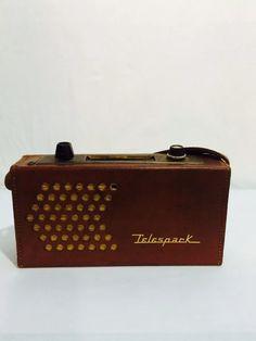 Brechó Charisma-rádio Telespark -transair Ii Déc40/50. - R$ 358,00 em Mercado Livre