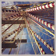 Fun Fair, Dun Laoghaire, Dublin Fun Fair, Dublin, Ireland, Fair Grounds, Places, Travel, Lugares, Viajes, Destinations