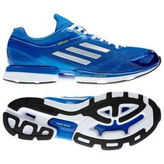 Adidas adiZero Rush Shoes that weigh under 7 ounces.