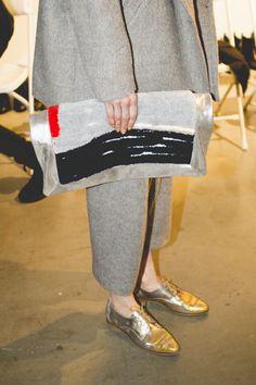 Rachel Comey Fall/Winter 2014: New York Fashion Week - OPENING CEREMONY
