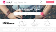 Le site Superprof : le « Uber » des cours particuliers