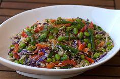 Asian quinoa salad – Recipes – Bite