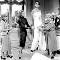 Now You Know: Lauren Bacall Made Her Start in Fashion Before Becoming a Star  #InStyle
