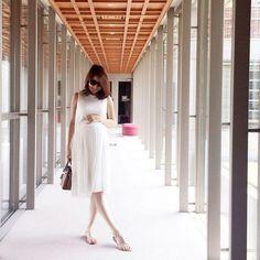 オシャレプレママを探せ★今どきのマタニティファッションの11枚目の写真