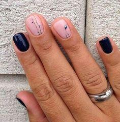 hair, makeup, nails Spring Nail Art 2018 Cute Spring Nail Designs Ideas Wedding - Celebrating Th Cute Spring Nails, Spring Nail Art, Cute Nails, Spring Art, Spring Makeup, Spring Summer, Short Nail Designs, Nail Designs Spring, Nail Art Designs