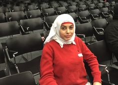 islamic affirmative action? God help NYC if the FDNY is forced to hire a 5 foot, 105 pound islamic woman who insists on wearing a bag on her head. This 18 year old wants to be the first female islamic firefighter. (As a New Yorker, this is the absolutely the last thing you'd ever want to see if your building was on fire and you needed rescuing.) Ahlam Ahme, of Yemeni descent is resolute.