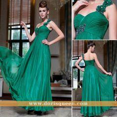 green long evening dresses party dresses prom dresses elegant long dresses new fashion