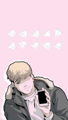 Wallpaper - Oh Sangwoo ~ ♡ Manga Anime, Fanarts Anime, Manhwa Manga, Anime Demon, Anime Guys, Sangwoo Killing Stalking, Killing Me Softly, Dark Drawings, Anime Lindo