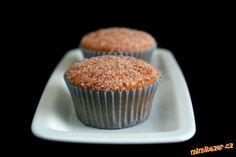 Úžasné skořicové muffiny