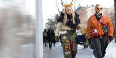 Pantaloni che passione, per le strade di New York! -cosmopolitan.it
