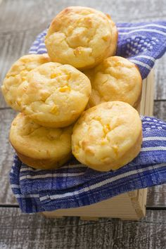 Corn Puddings - Say goodbye to dry, crumbly cornbread and hello to this amazingly delicious alternative!